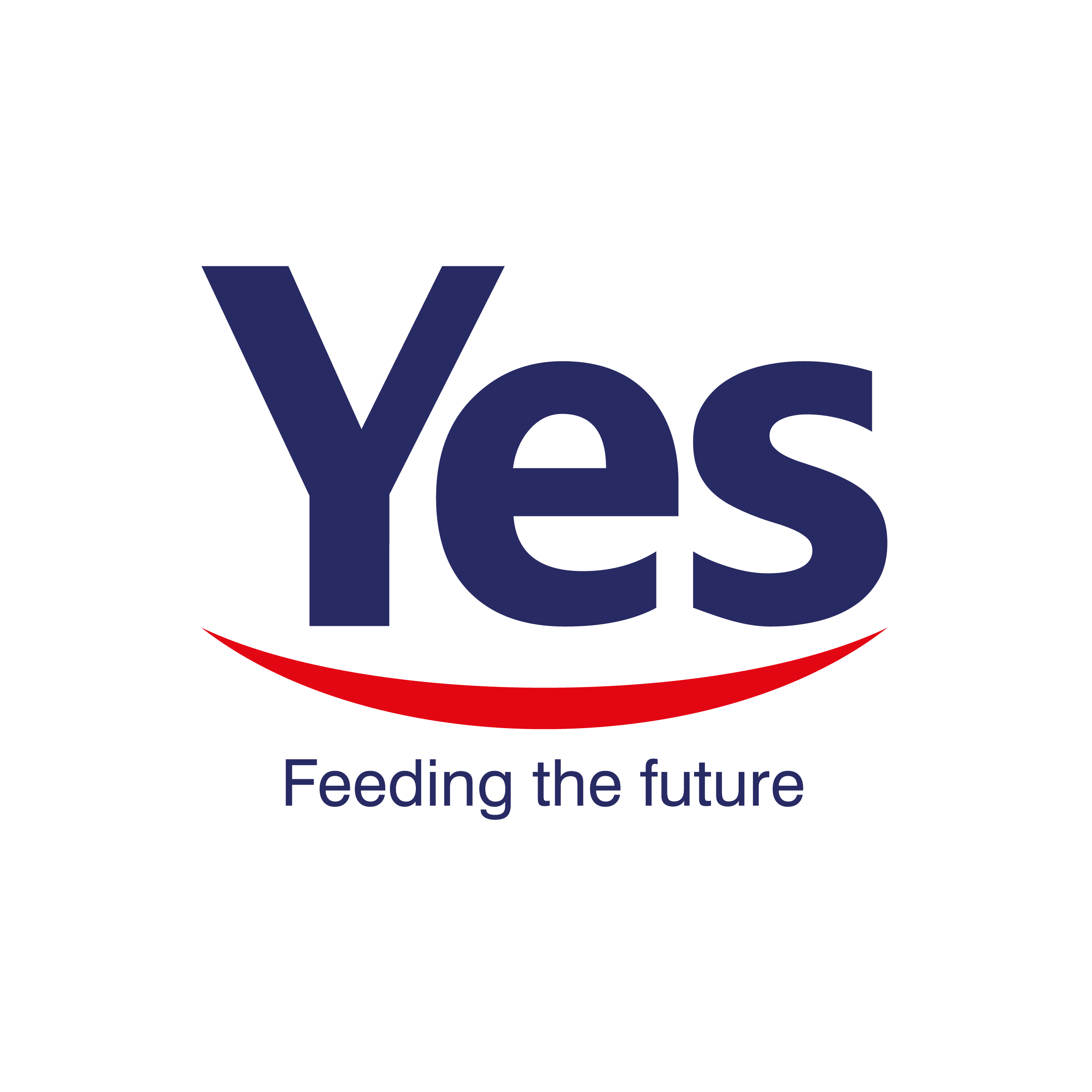 Yes - Feeding the future